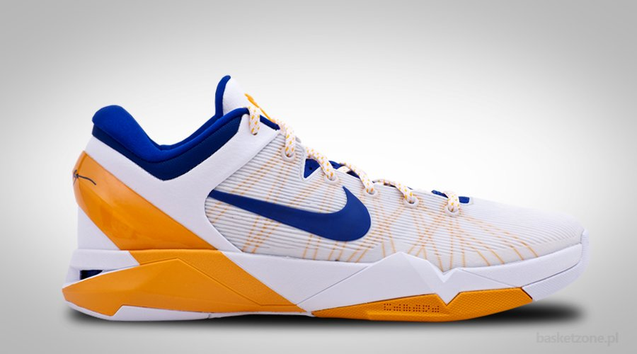 NIKE ZOOM KOBE 7 VII SYSTEM L.A LAKERS HOME price €77.50 ... 74381ce0c