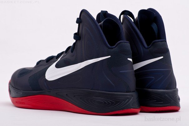 The Latest Nike zoom hyperfuse 2012 Cheap sale photo blue black
