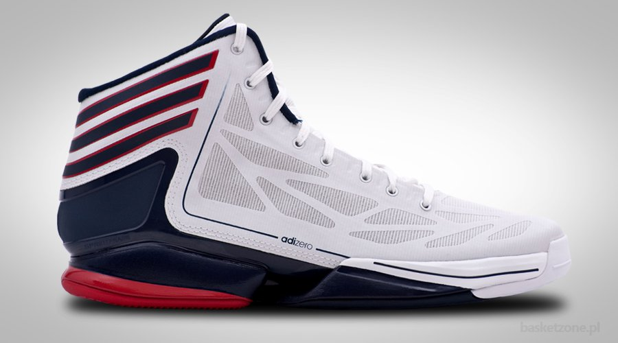 ADIDAS ADIZERO CRAZY LIGHT 2 USA OLYMPIC