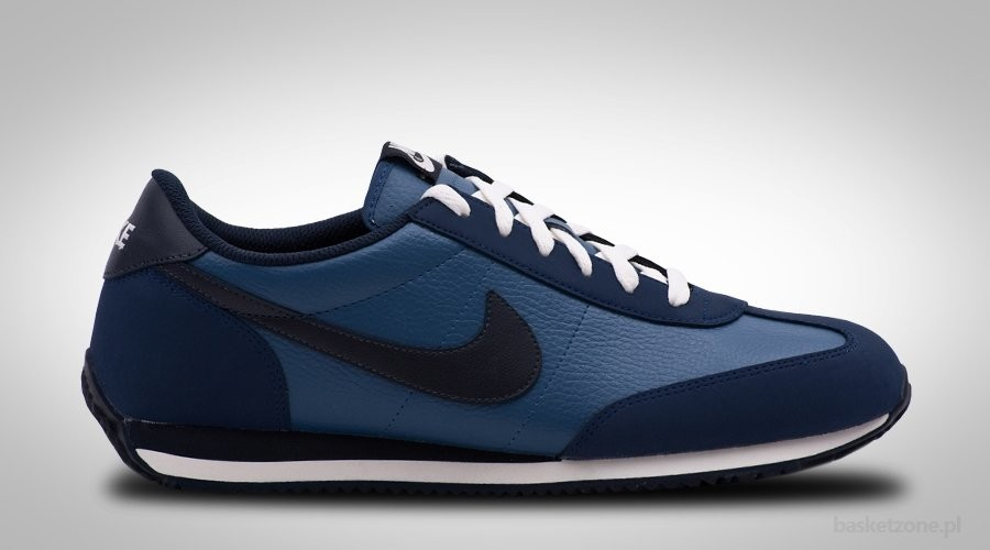 NIKE OCEANIA LEATHER UTILITY BLUE