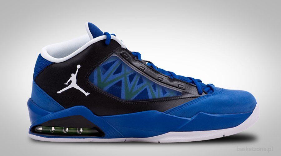 NIKE AIR JORDAN FLIGHT THE POWER OLD ROYAL