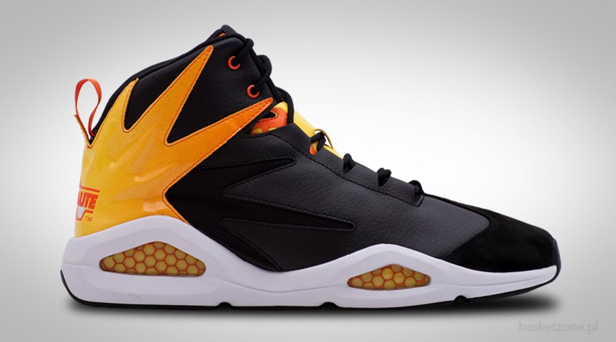 REEBOK BASKETBALL MARVEL BLAST BLACK YELLOW