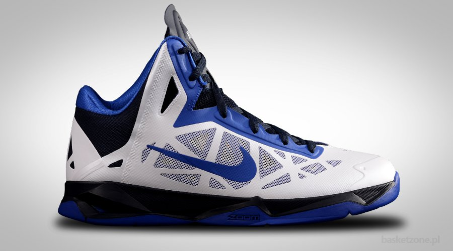 timeless design 7a980 49111 NIKE ZOOM HYPERCHAOS WHITE GAME ROYAL price €57.50   Basketzone.net