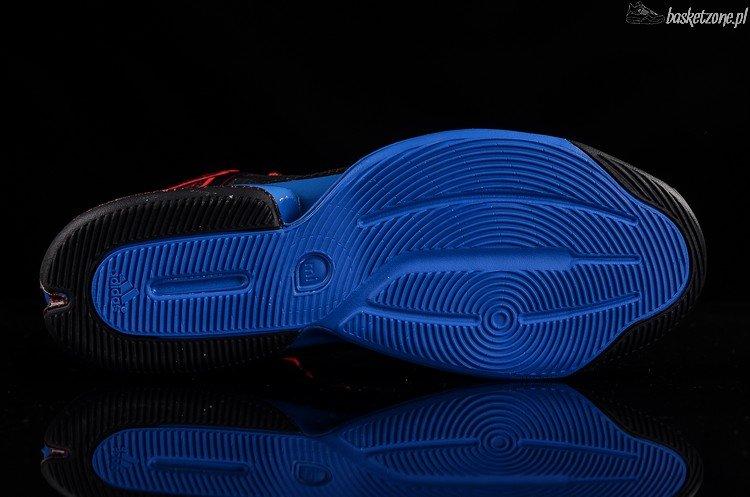 promo code 0079b 87a2b ADIDAS ADIZERO CRAZY LIGHT 2 Black Blue Red
