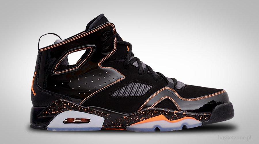 Nike Air Jordan Fltclb 91 Noir Brillant Agrumes