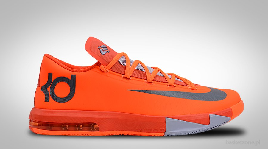 NIKE KD VI NYC 66 TOTAL ORANGE