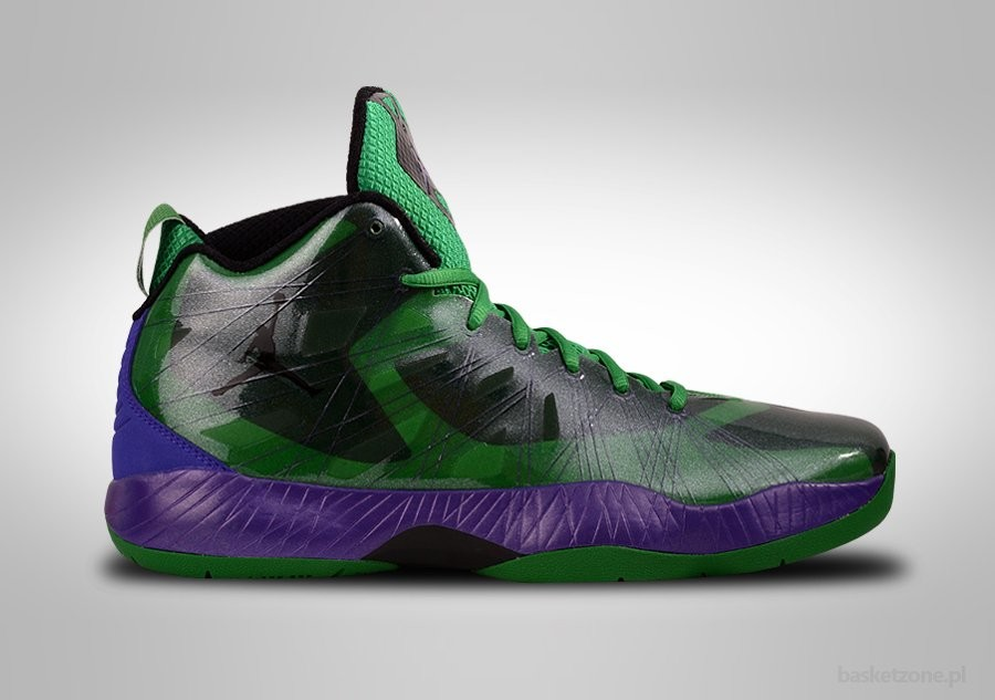NIKE AIR JORDAN 2012 LITE CLASSIC GREEN BLACK RAY ALLEN