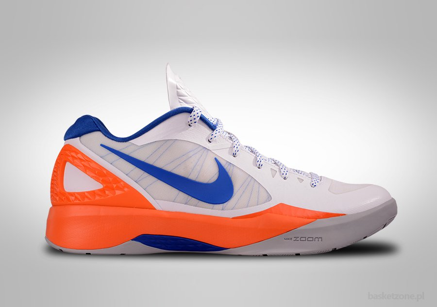 first rate cbfec 23747 NIKE ZOOM HYPERDUNK 2011 LOW NEW YORK KNICKS EDITION price ...