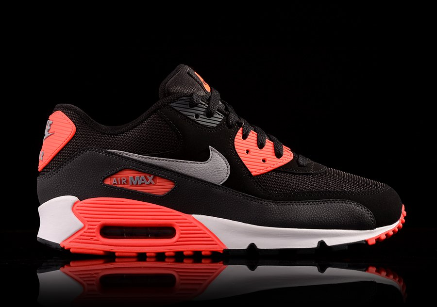 air max 90 infrared black