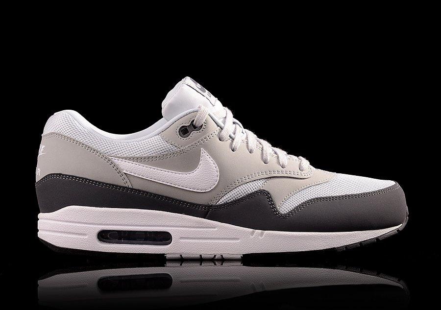 nike air max 1 white grey