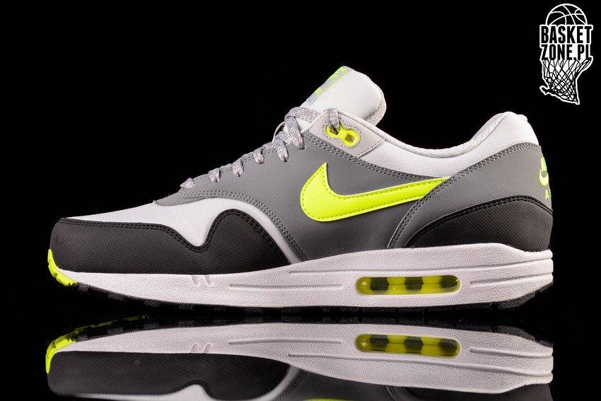 separation shoes 9315d 3d5e1 NIKE AIR MAX 1 ESSENTIAL DUSTY GREY VOLT BLK