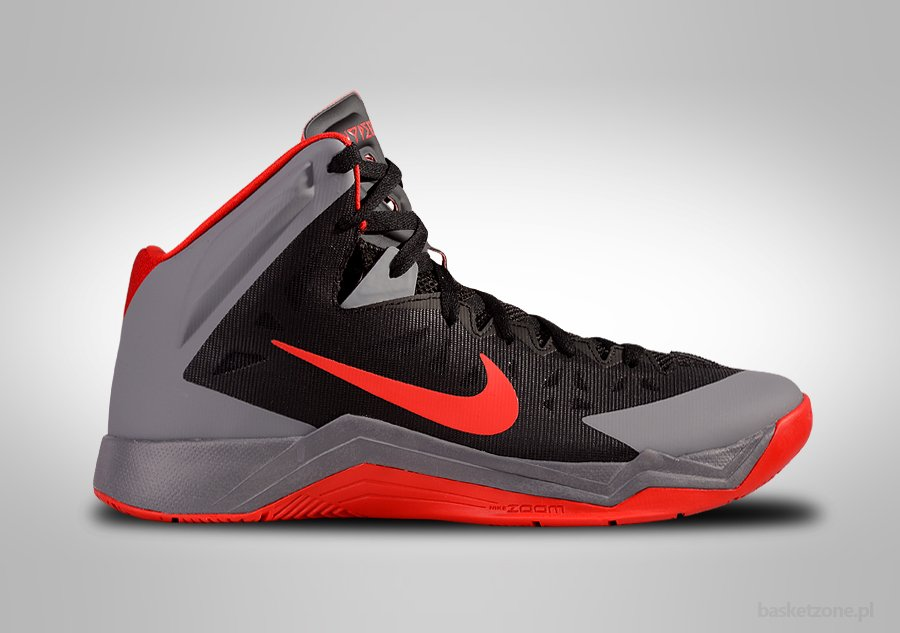 new style 1a03b ec4e7 NIKE ZOOM HYPERQUICKNESS BLACK LAVA price €65.00   Basketzone.net