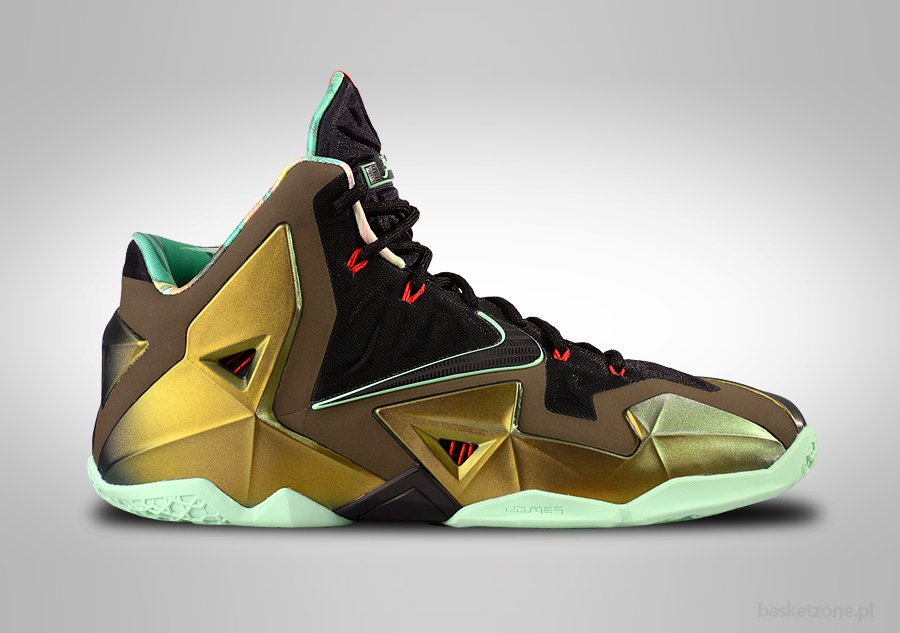low priced c4285 20978 NIKE LEBRON XI ARMORY SLATE PARACHUTE GOLD KING S PRIDE price €162.50    Basketzone.net