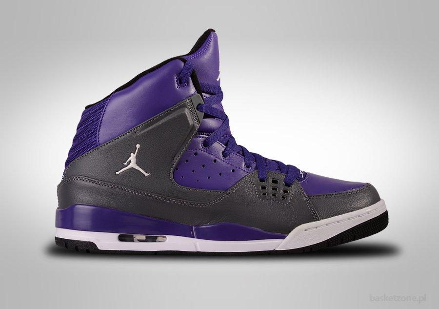 Nike Air Jordan Sc-1 Court De Farceur Pourpre Lebron