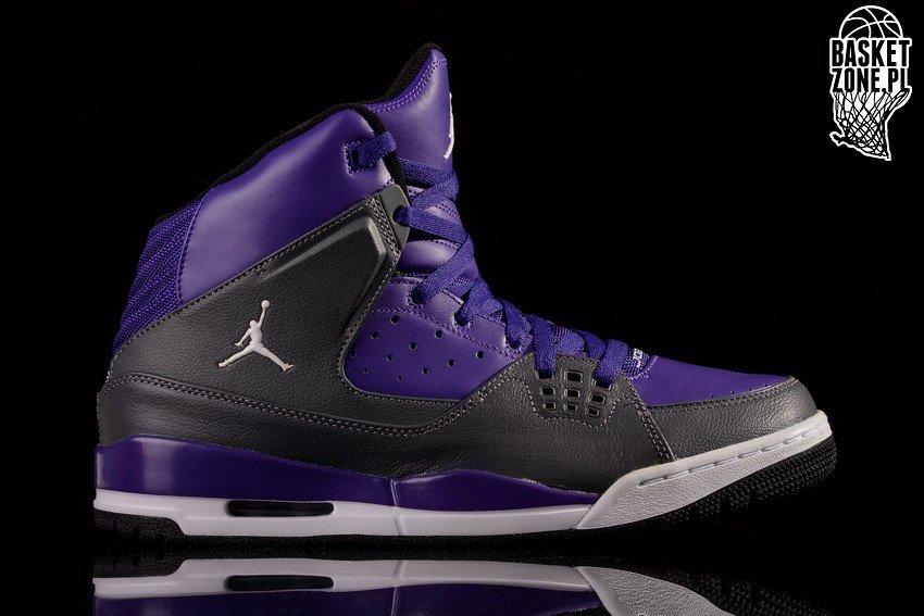 nike air jordan sc-1 joker court purple foamposites