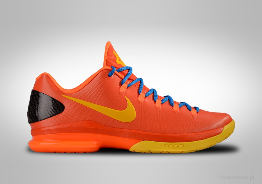 NIKE ZOOM KD V ELITE TEAM ORANGE