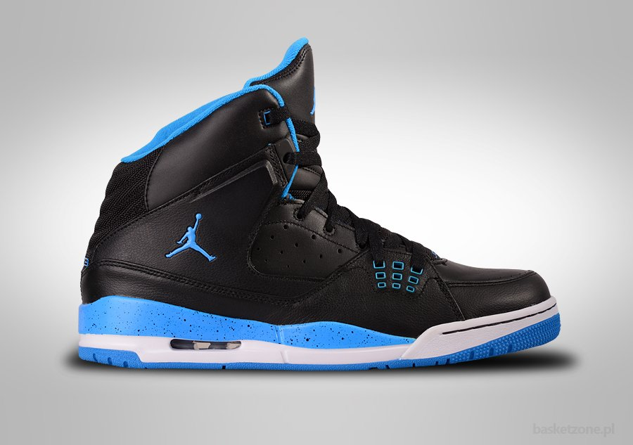 NIKE AIR JORDAN SC-1 BLACK BLUE