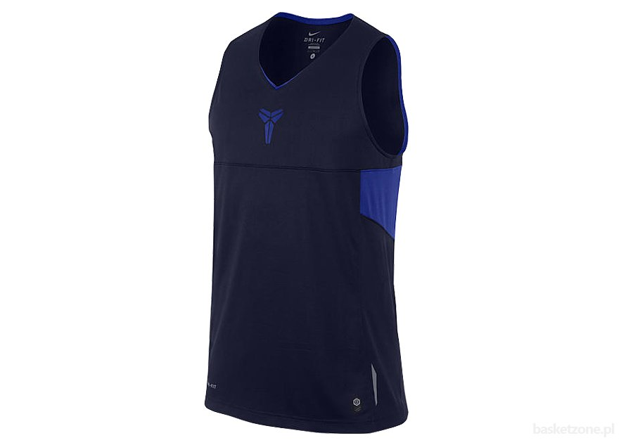 NIKE KOBE OUTDOOR TECH SLVLS BASKETBALL JERSEY