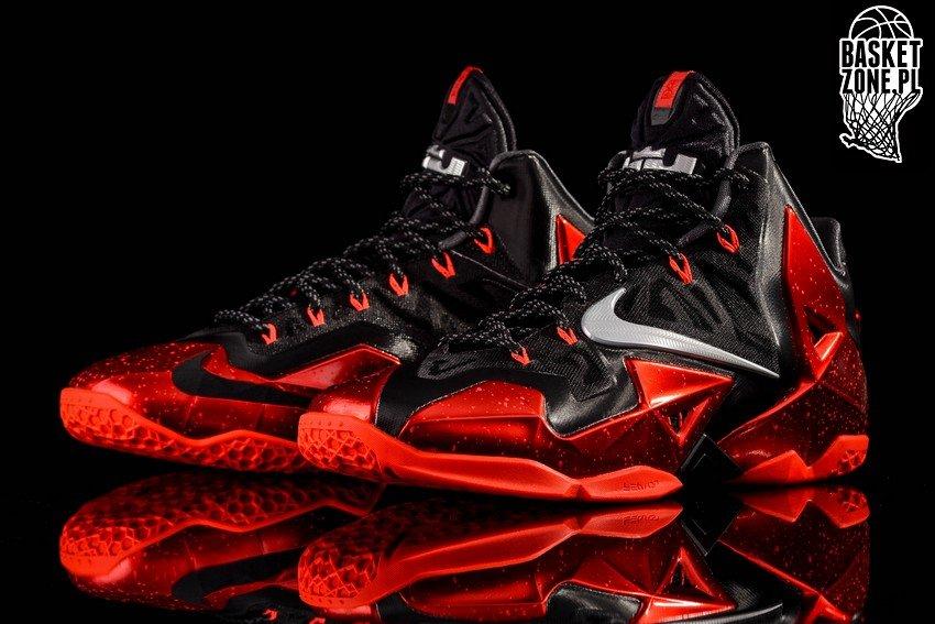 sports shoes ad8b1 e0f4c NIKE LEBRON XI MIAMI HEAT AWAY EDITION price €162.50   Basketzone.net