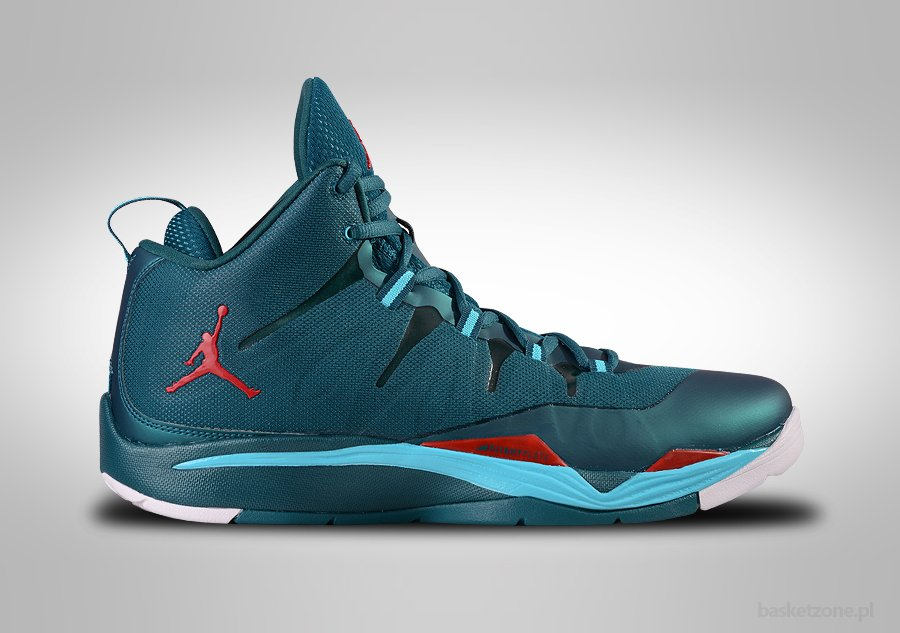 outlet store 6e3a4 3de99 NIKE AIR JORDAN SUPER.FLY 2 DARK SEA BLAKE GRIFFIN price €102.50    Basketzone.net