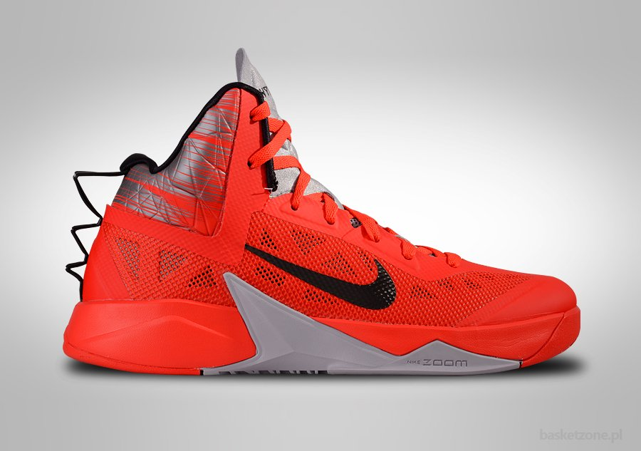NIKE ZOOM HYPERFUSE 2013 BLOODY RED