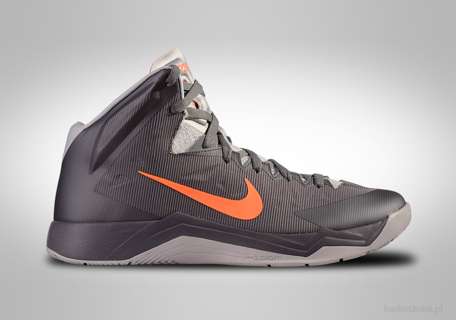 NIKE ZOOM HYPERQUICKNESS COOL GREY