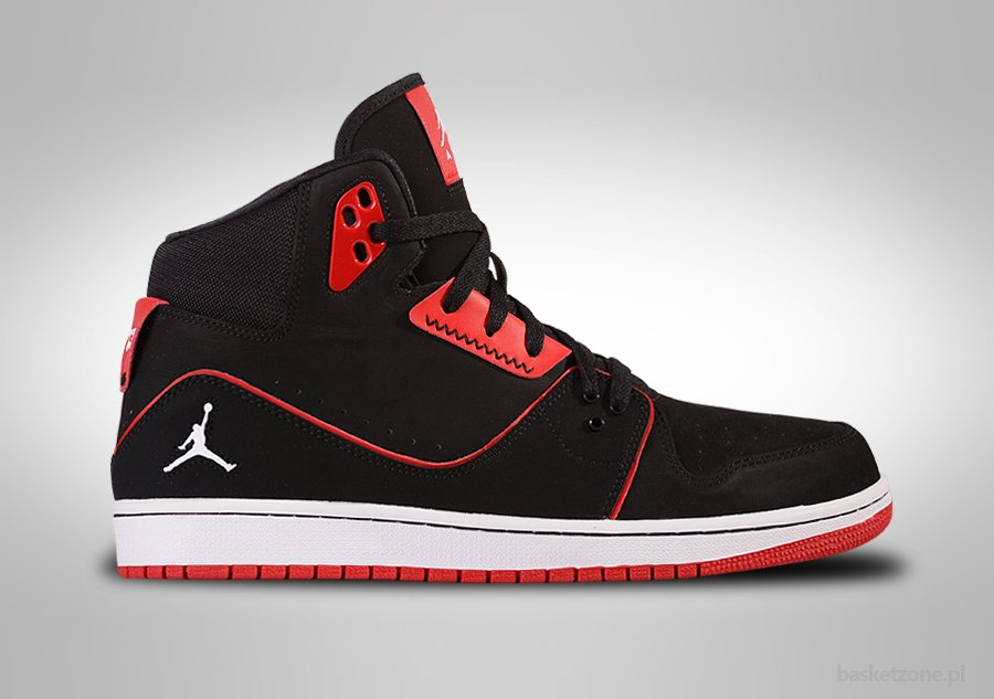 92f7f5362983 NIKE AIR JORDAN 1 FLIGHT 2 BRED price €92.50