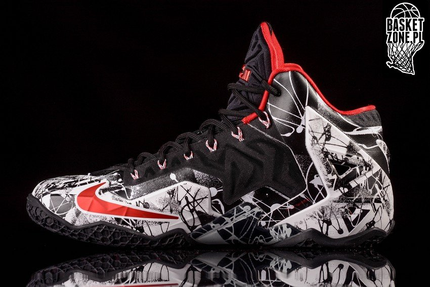 NIKE LEBRON XI GRAFFITI price €142.50 | Basketzone.net