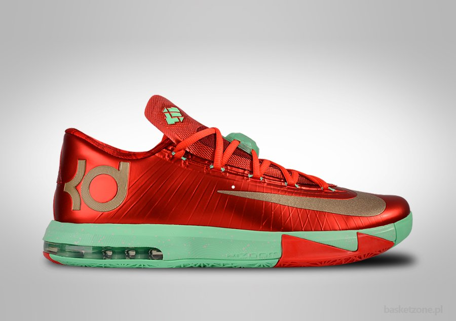 nike kd vi christmas price �11750 basketzonenet