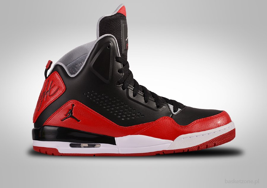 Air Jordan Sc-3 Noir Rouge