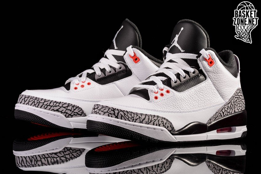 Air Jordan 3 Actions Infrarouge 23 Acheter Rétro