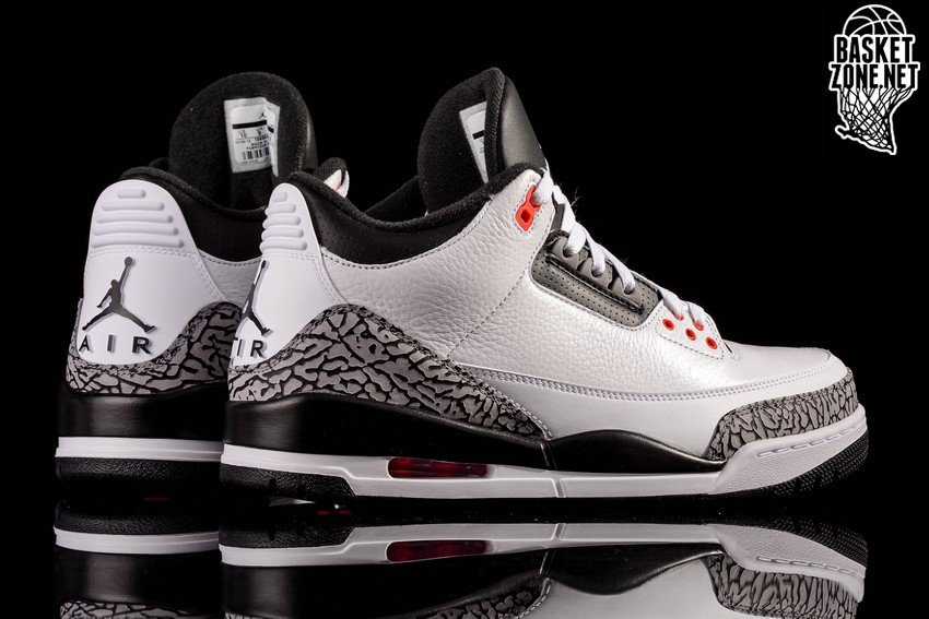 quality design ec52e ce421 NIKE AIR JORDAN 3 RETRO INFRARED 23