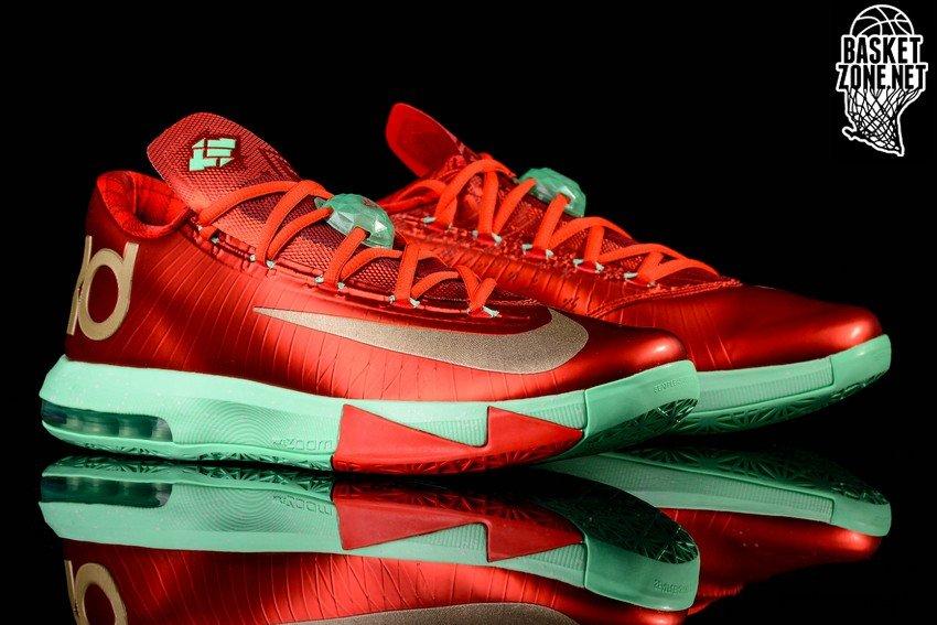 Nike kd vi christmas price  basketzone