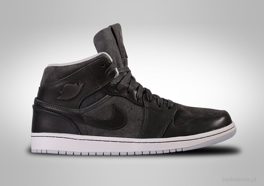 Nike Air Jordan 1 Retro Mi Nouveau Anthracite