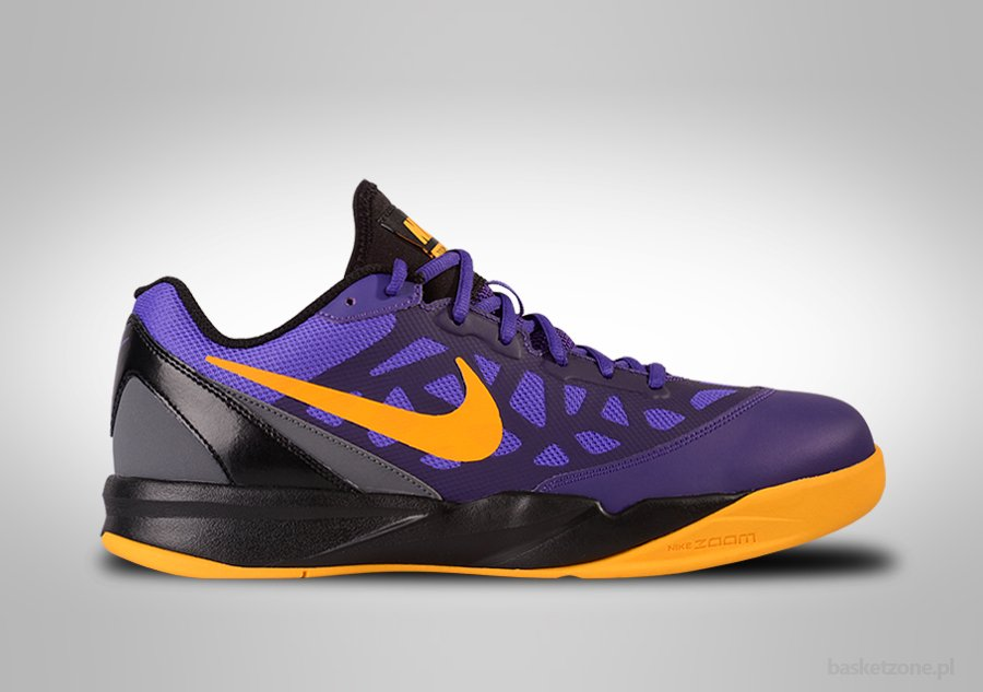 discount shop beauty multiple colors NIKE ZOOM ATTERO II LOS ANGELES LAKERS price 222.50 ...