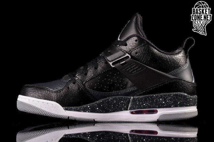 Nike Air Jordan Vol 45 Anthracite Noir Et Blanc