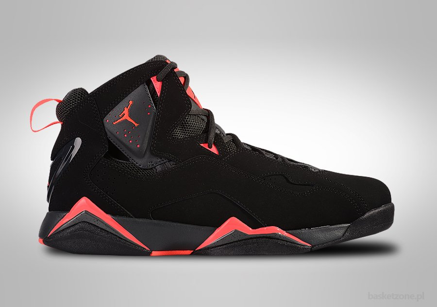 NIKE AIR JORDAN TRUE FLIGHT BLACK INFRARED 23