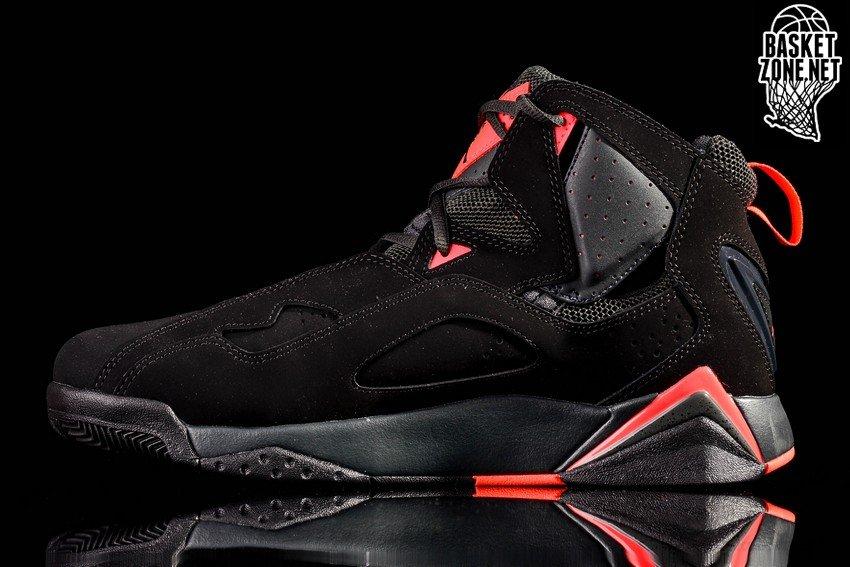 Nike Air Jordan Verdadero Vuelo Negro De Infrarrojos 23 7c8lFJM