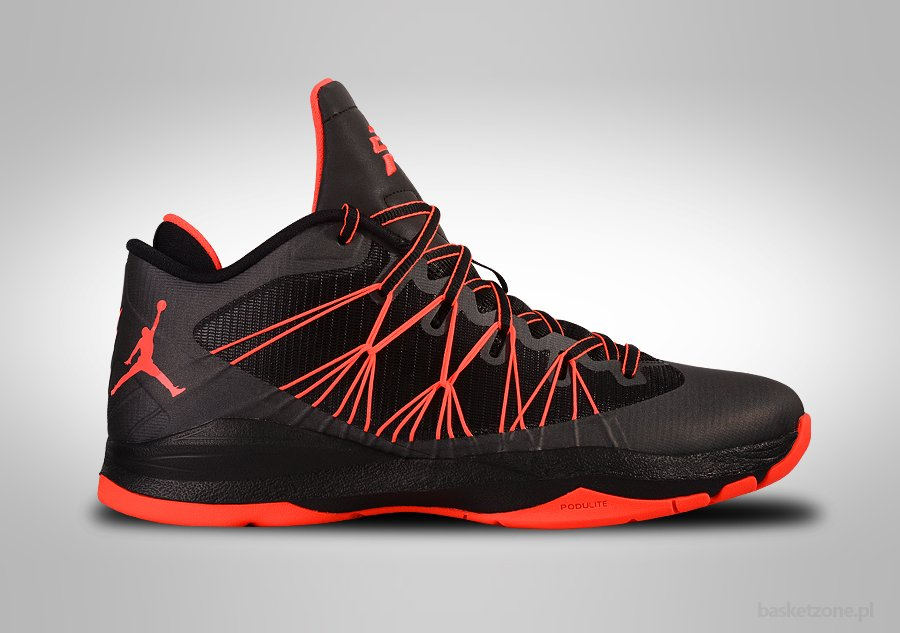 NIKE AIR JORDAN CP3.VII AE BLACK INFRARED