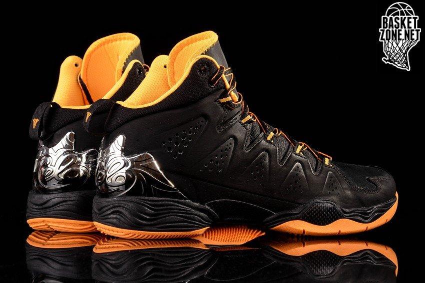 Nike Air Jordan Melo M10 Black Atomic Mango