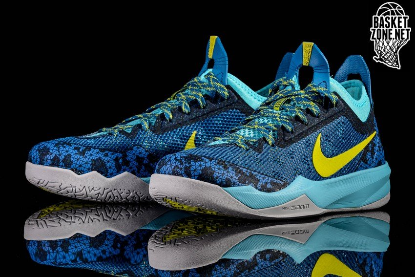 NIKE ZOOM CRUSADER OUTDOOR MILITARY BLUE JAMES HARDEN ...