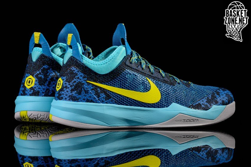 NIKE ZOOM CRUSADER OUTDOOR MILITARY BLUE JAMES HARDEN for ...
