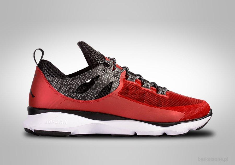 Nike Air Jordan Rouges Gymnase De Coureur De Vol