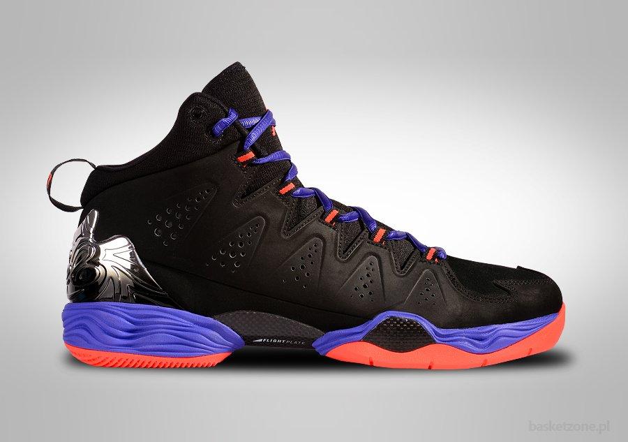 Nike Air Jordan Melo M10 Raptors Black Purple Red Nike Air Jordan Sport
