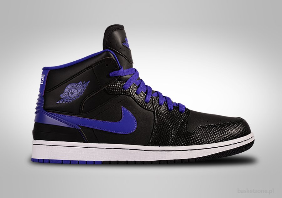 nike air jordan 1 retro 86 black grape