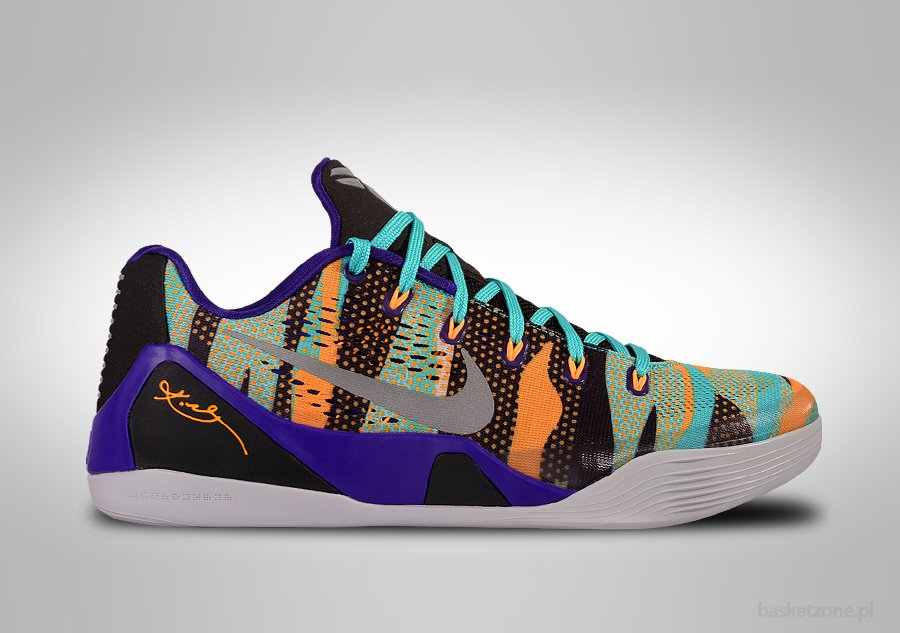 NIKE KOBE 9 EM LOW UNLEASHED