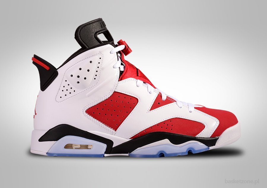 air jordan 6 retro carmine gs aj65sbtb1-32d