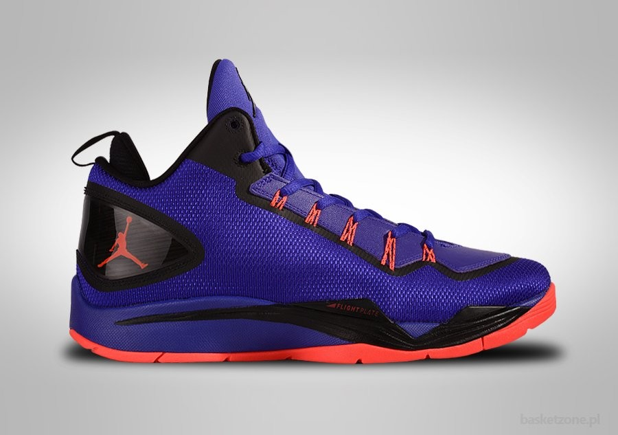 NIKE AIR JORDAN SUPER.FLY 2 PO DARK CONCORD BLAKE GRIFFIN