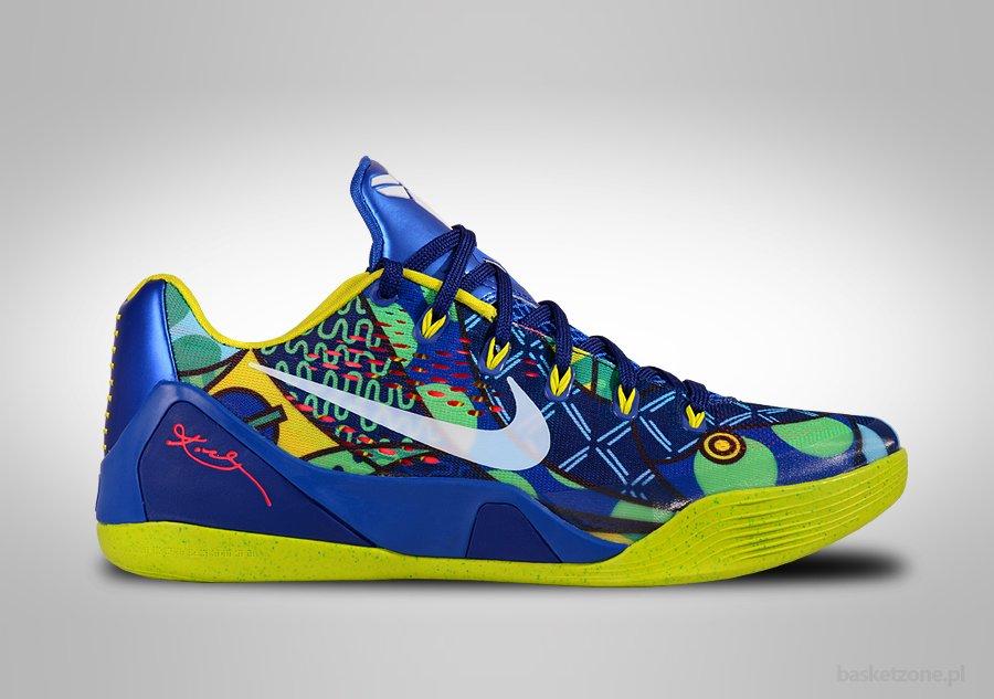Nike Kobe 9 EM Low Game Royal 646701-413