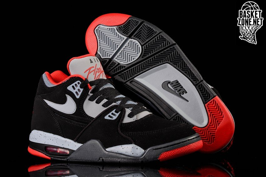 finest selection 0dc0f 144be ... real nike air flight 89 bred 19e19 44361